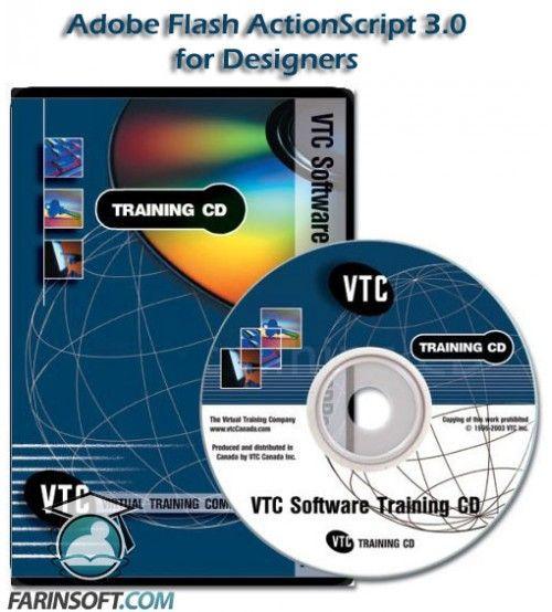 آموزش VTC Adobe Flash ActionScript 3.0 for Designers