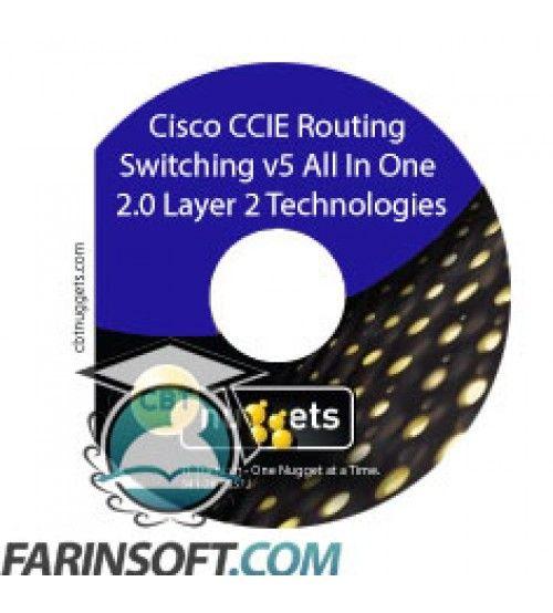 آموزش CBT Nuggets Cisco CCIE Routing Switching v5 All In One 2.0  Layer 2 Technologies