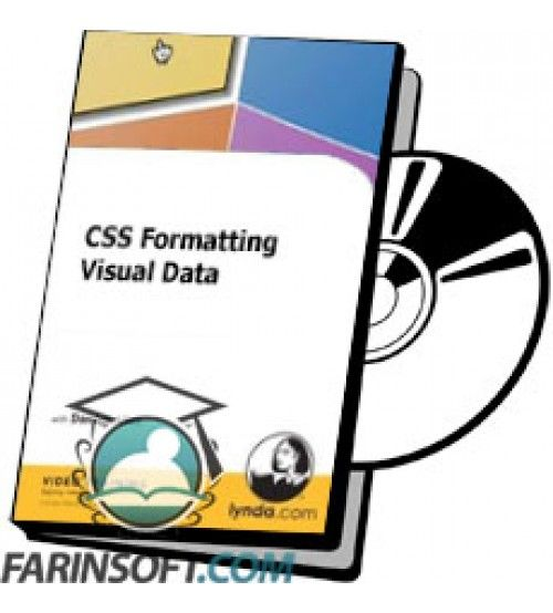 آموزش Lynda CSS Formatting Visual Data