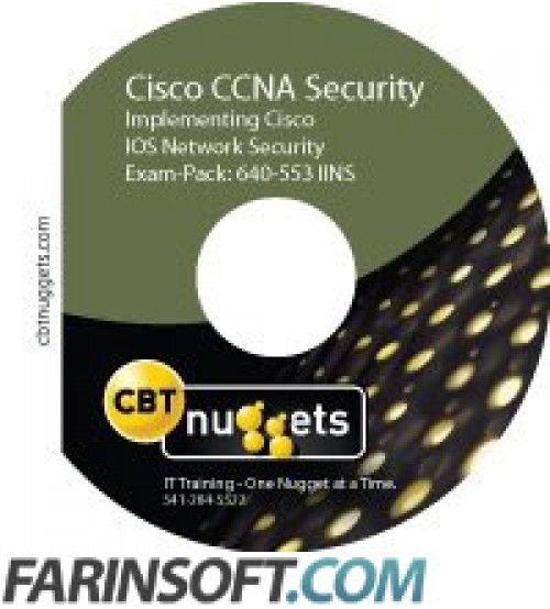 آموزش CBT Nuggets Cisco CCNA Security Exam 640-553