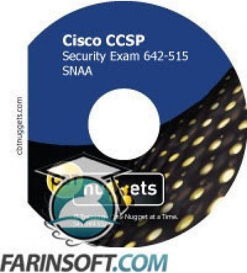 آموزش CBT Nuggets Cisco Security Exam 642-515 SNAA