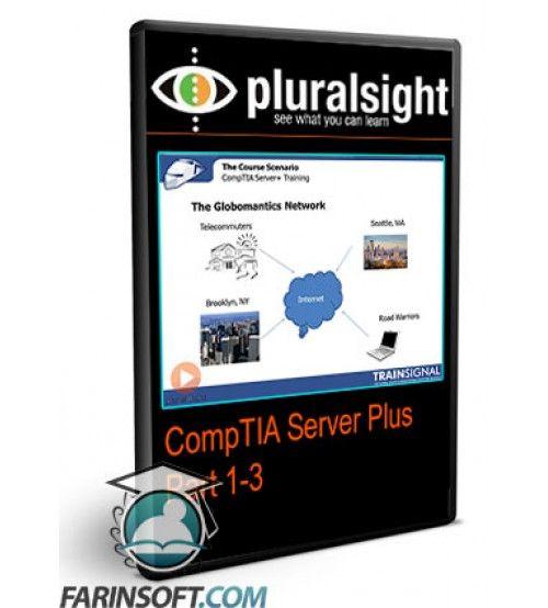 آموزش PluralSight CompTIA Server Plus Part 1-3