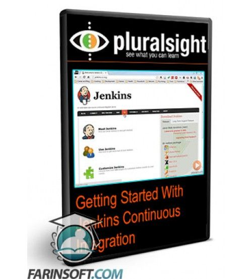آموزش PluralSight Getting Started With Jenkins Continuous Integration