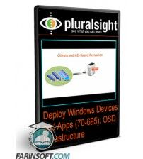 دانلود آموزش PluralSight Deploy Windows Devices and Apps (70-695): OSD Infrastructure