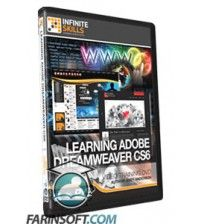 آموزش Learning Adobe Dreamweaver CS6