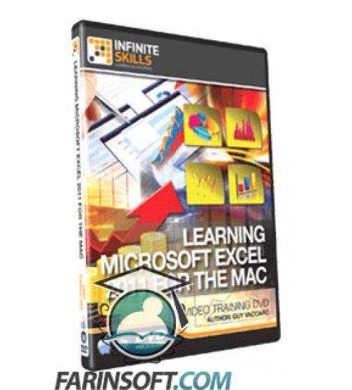 آموزش InfiniteSkills Learning Microsoft Excel 2011 For The Mac