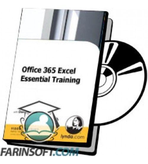 آموزش Lynda Office 365 Excel Essential Training