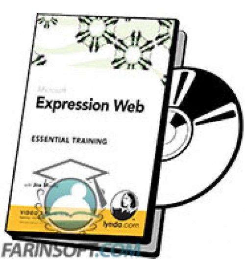 آموزش Lynda Expression Web Essential Training