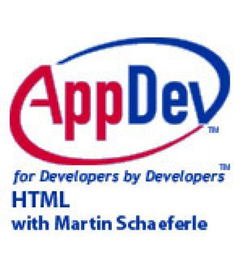 آموزش  AppDev HTML Tutorial