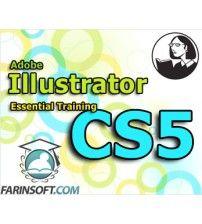 دانلود آموزش Lynda Illustrator CS5 Essential Training