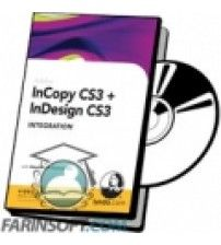 آموزش Lynda InCopy CS3 + InDesign CS3 Integration