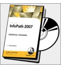 آموزش Lynda InfoPath 2007 Essential Training