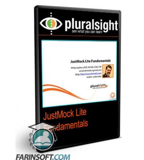 آموزش PluralSight JustMock Lite Fundamentals