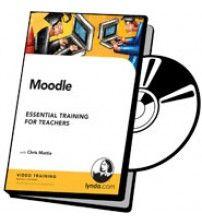 آموزش Lynda Moodle Essential Training
