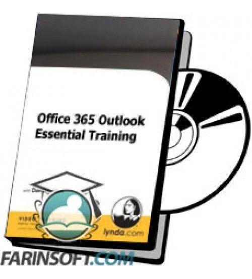 آموزش Lynda Office 365 Outlook Essential Training
