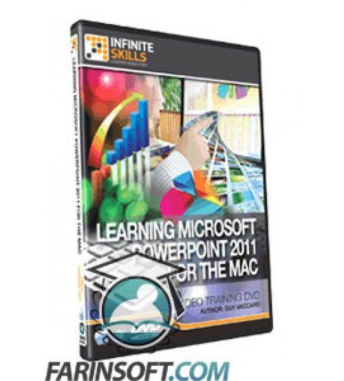 آموزش InfiniteSkills Learning Microsoft  PowerPoint 2011 For The Mac