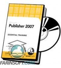 آموزش Lynda Publisher 2007 Essential Training