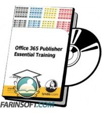 دانلود آموزش Lynda Office 365 Publisher Essential Training