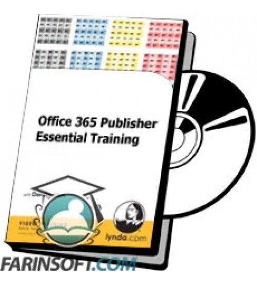 آموزش Lynda Office 365 Publisher Essential Training