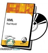 آموزش Lynda Real-World XML Training
