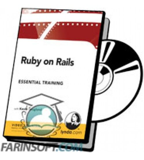 آموزش Lynda Ruby on Rails Essential Training
