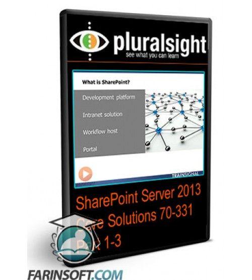 آموزش PluralSight SharePoint Server 2013 Core Solutions 70-331 Part 1-3