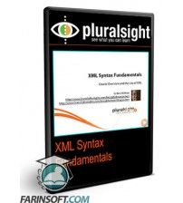 دانلود آموزش PluralSight XML Syntax Fundamentals