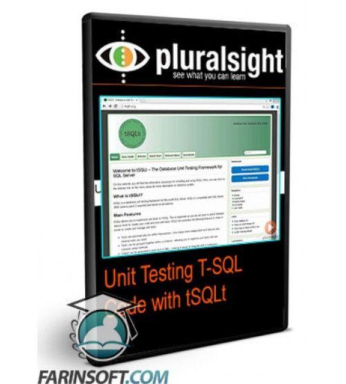 آموزش PluralSight Unit Testing T-SQL Code with tSQLt