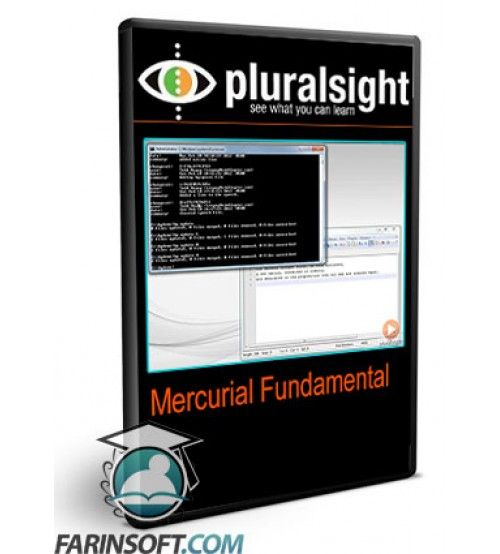 آموزش PluralSight Mercurial Fundamental