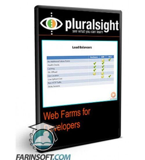 آموزش PluralSight Web Farms for Developers
