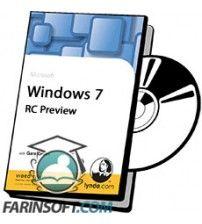 آموزش Lynda Windows 7 RC Preview