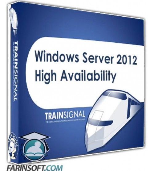 آموزش  Windows Server 2012 High Availability