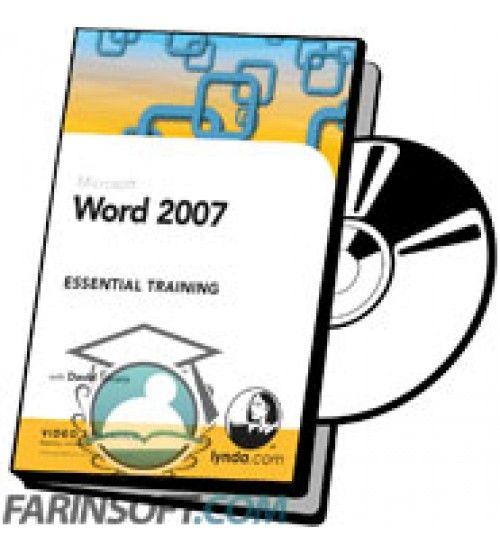 آموزش Lynda Word 2007 Essential Training