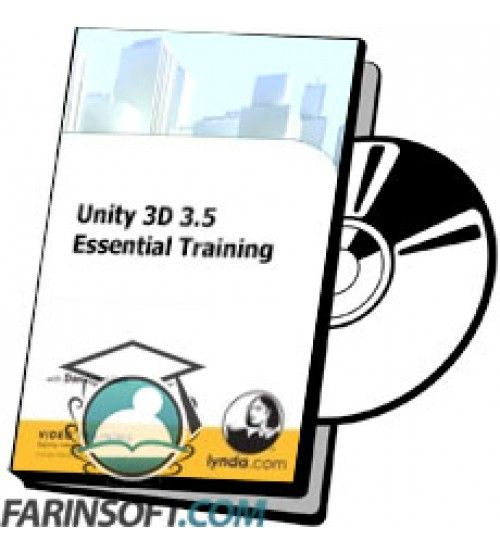 آموزش Lynda Unity 3D 3.5 Essential Training