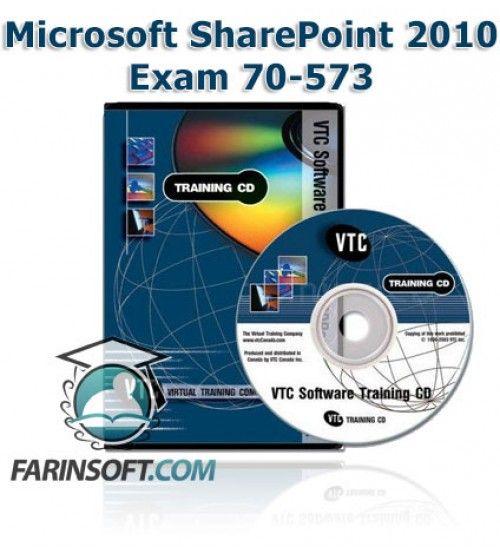 آموزش VTC Microsoft SharePoint 2010 Exam 70-573