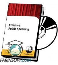 دانلود آموزش Lynda Effective Public Speaking