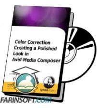 آموزش Lynda Color Correction Creating a Polished Look in Avid Media Composer