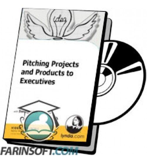 آموزش Lynda Pitching Projects and Products to Executives