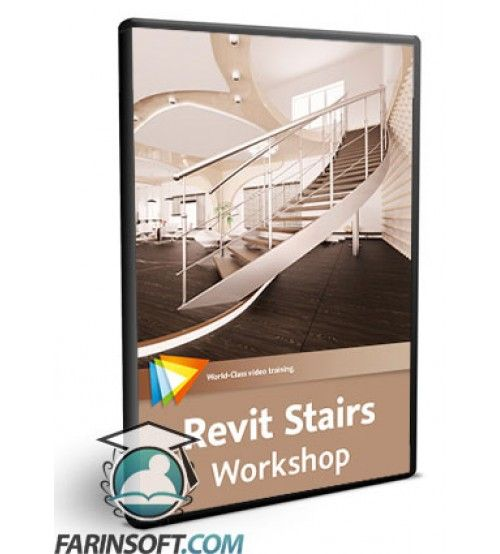 آموزش  Revit Stairs Workshop