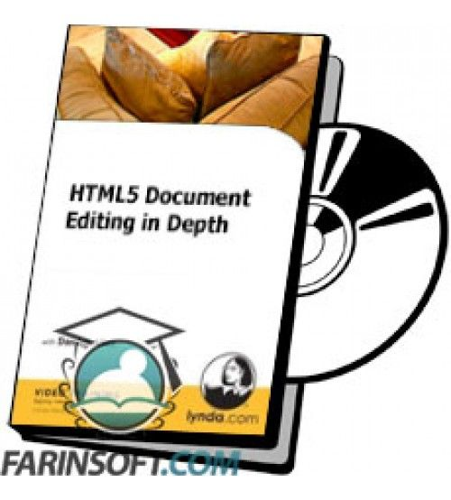 آموزش Lynda HTML5 Document Editing in Depth