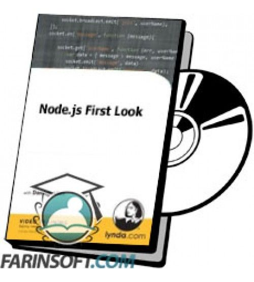 آموزش Lynda Node.js First Look