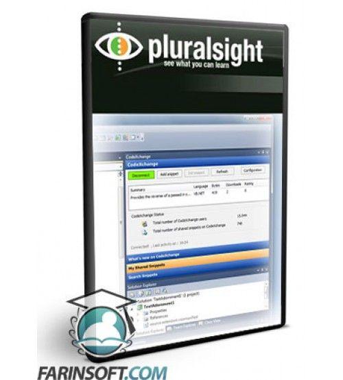 آموزش PluralSight Customizing and Extending Visual Studio 2010 by Writing Code
