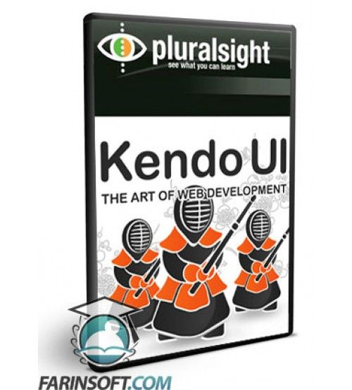 آموزش PluralSight PluralSight Introduction To Kendo UI