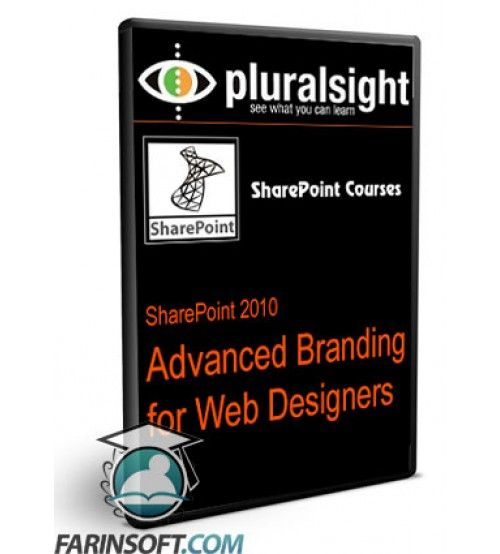 آموزش PluralSight SharePoint 2010 Advanced Branding for Web Designers