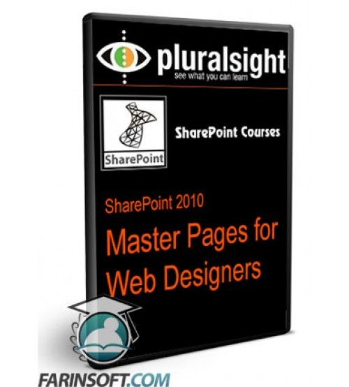 آموزش PluralSight SharePoint 2010 Master Pages for Web Designers