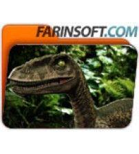 آموزش Digital Tutors Texturing Prehistoric Reptiles in MARI