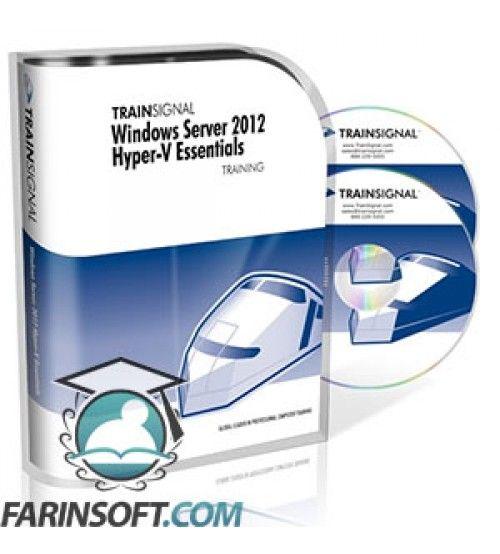 آموزش  Windows Server 2012 Hyper-V Essentials Training