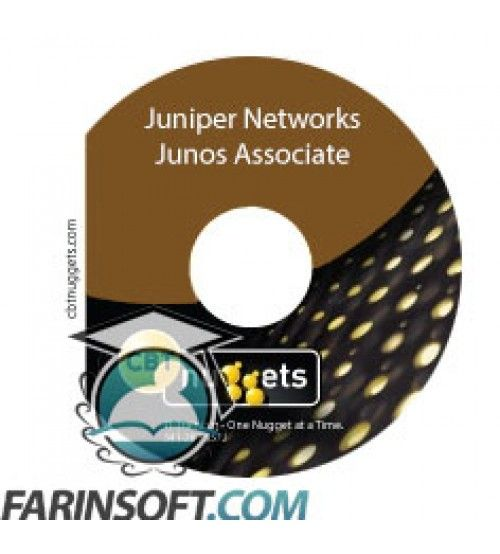 آموزش CBT Nuggets Juniper Networks Junos Associate JN0-101