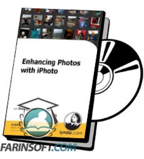 آموزش Lynda Enhancing Photos with iPhoto
