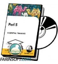 آموزش Lynda Perl 5 Essential Training